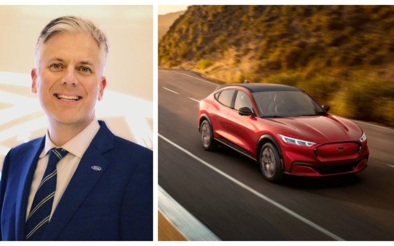Entrevue: Dean Stoneley, président de Ford Canada