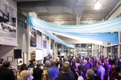 Blais Mazda accueille la Chambre de commerce et d'industrie Nouvelle-Beauce