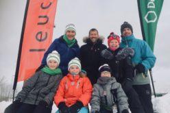 Groupe Vincent, fier partenaire de la 10e édition du DéfiSkiLeucan à Vallée du Parc