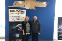 Ste-Marie Automobiles (Chevrolet) change de proprio