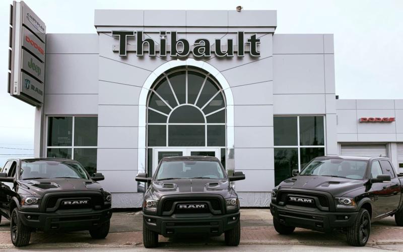 Thibault Chrysler Amos triple ses ventes et devient un concessionnaire top 20