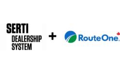 L'intégration améliorée de RouteOne et Serti: une première au pays