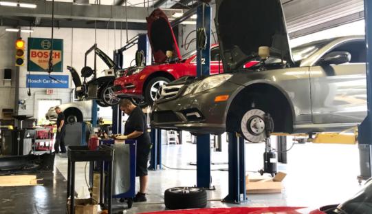 Concessionnaires du Québec et Covid-19: Pouvez-vous réparer des véhicules?