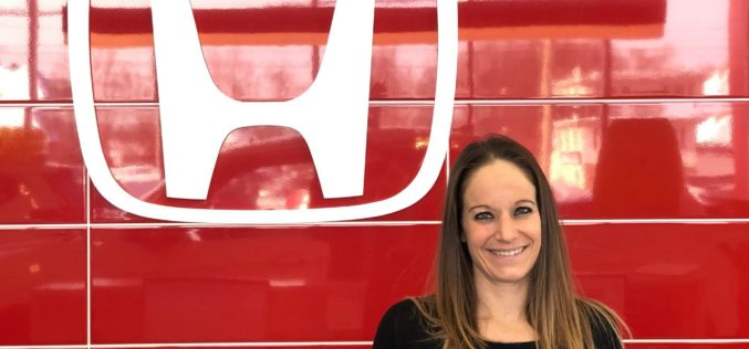 Karine Drouin, Maître en expérience client chez Honda de Terrebonne