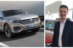 Philippe Bilodeau, la nouvelle recrue aux ventes chez Carrefour 40-640 Volkswagen