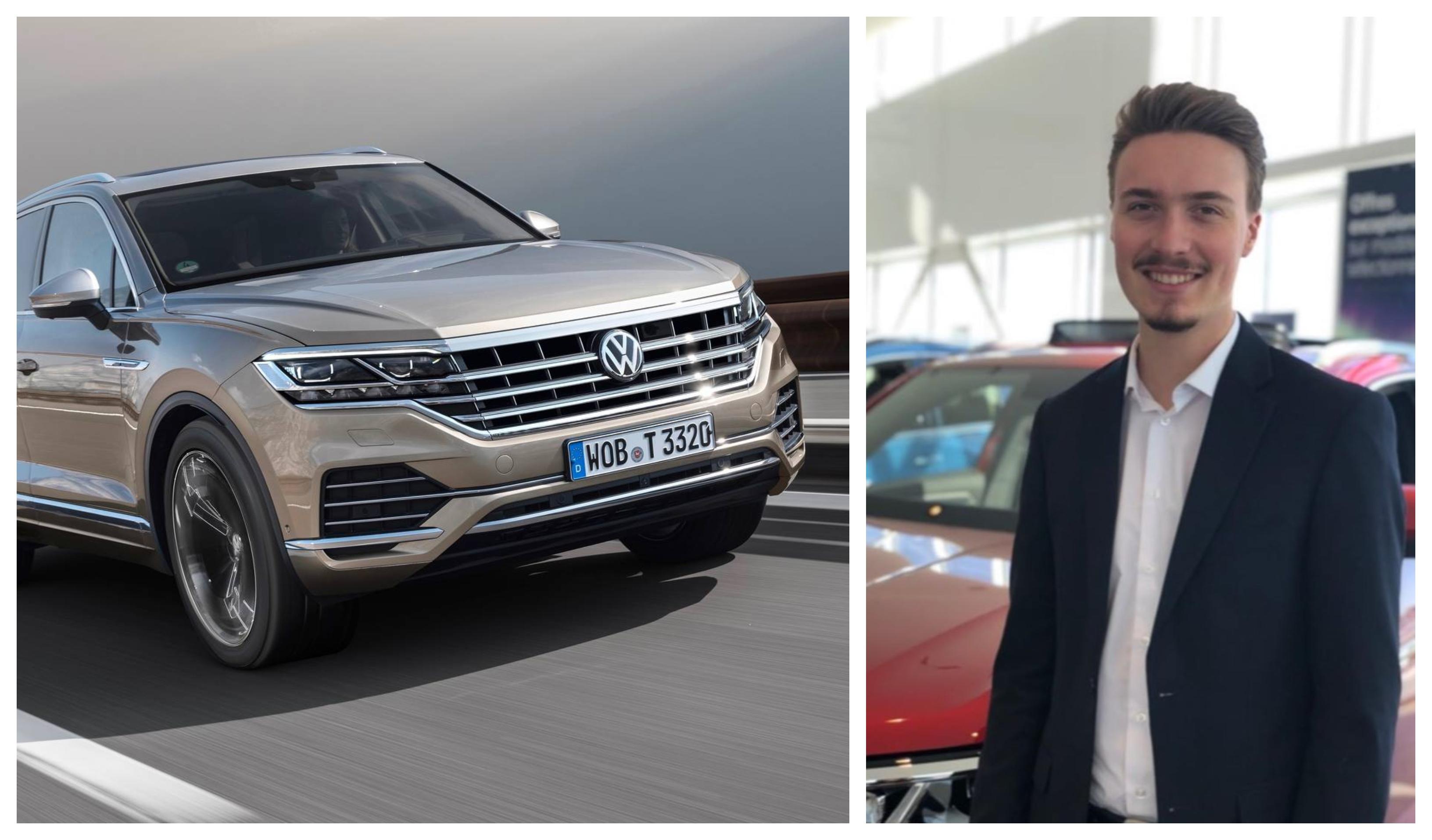 Philippe Bilodeau - Carrefour 40-640 Volkswagen