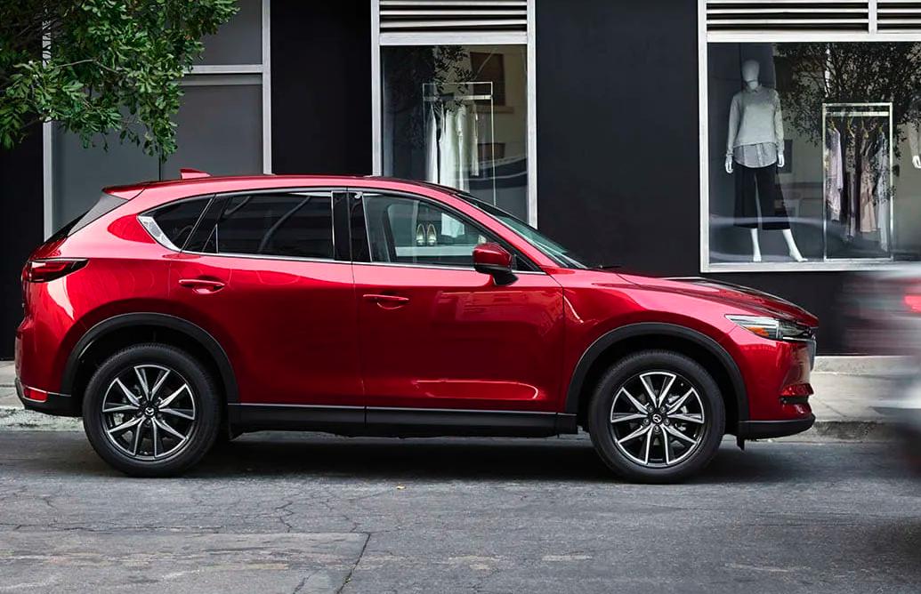 Mazda Blais