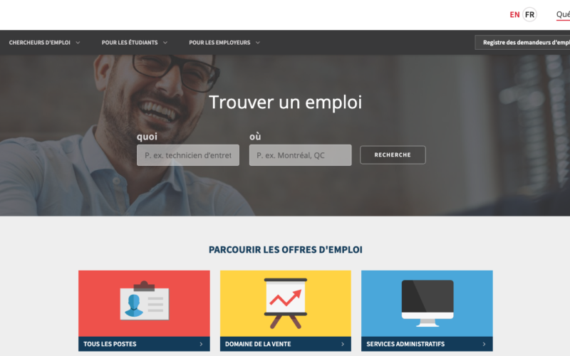 CarrieresAuto.com:  Plus que des offres d'emplois