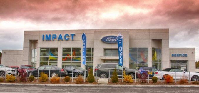 Impact Ford passe en mode unité spéciale