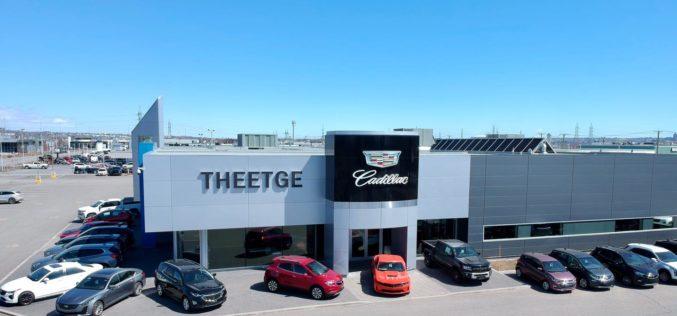 Premières photos de Theetge Chevrolet Buick GMC Cadillac