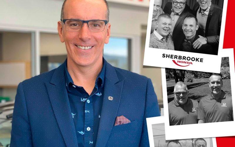 Déjà 20 ans de service pour Yves Chiasson chez Sherbrooke Honda