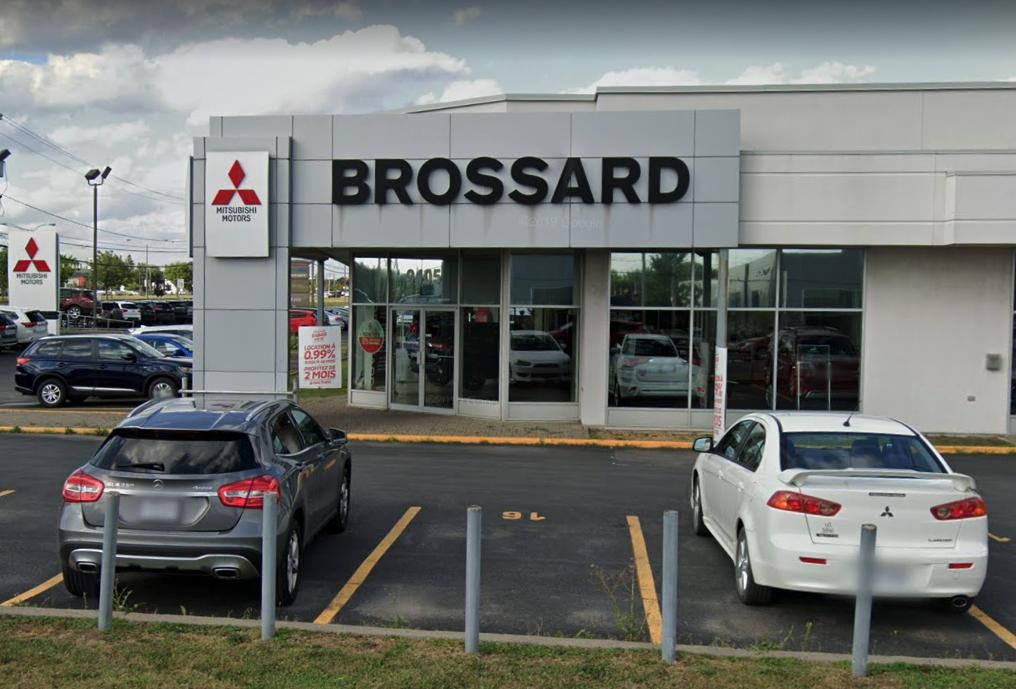 Brossard Mitsubishi
