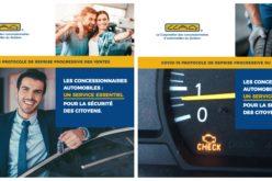 Les Protocoles de service et des ventes de la CCAQ: un super travail d'équipe !