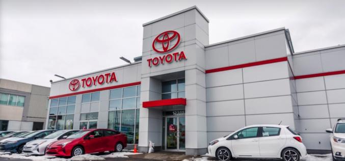 Houle Toyota devient Montréal-Est Toyota