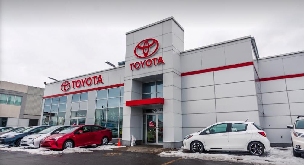Houle Toyota Montréal-Est Toyota