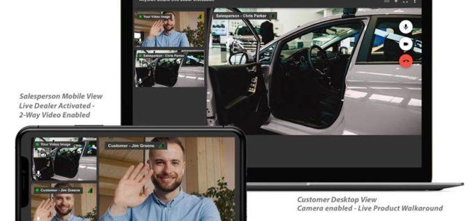 RAPID RTC lance sa plateforme immersive de vente en ligne Live Dealer