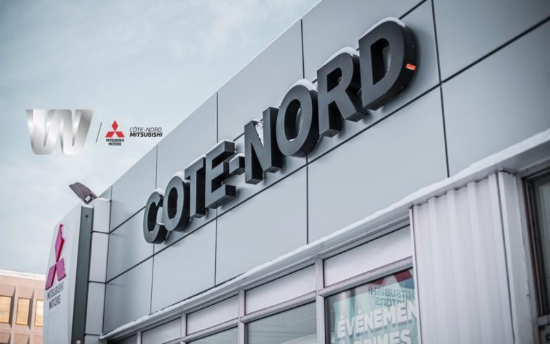 Côte-Nord Mitsubishi a fermé ses portes