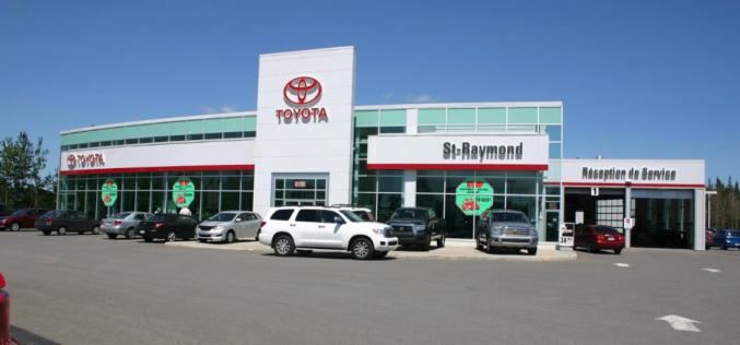 St-Raymond Toyota fête ses 50 ans
