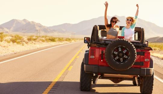 En voiture pour les vacances !