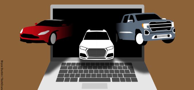 Sondage Google: Près du trois quart des consommateurs considèrent l'achat d'une auto en ligne