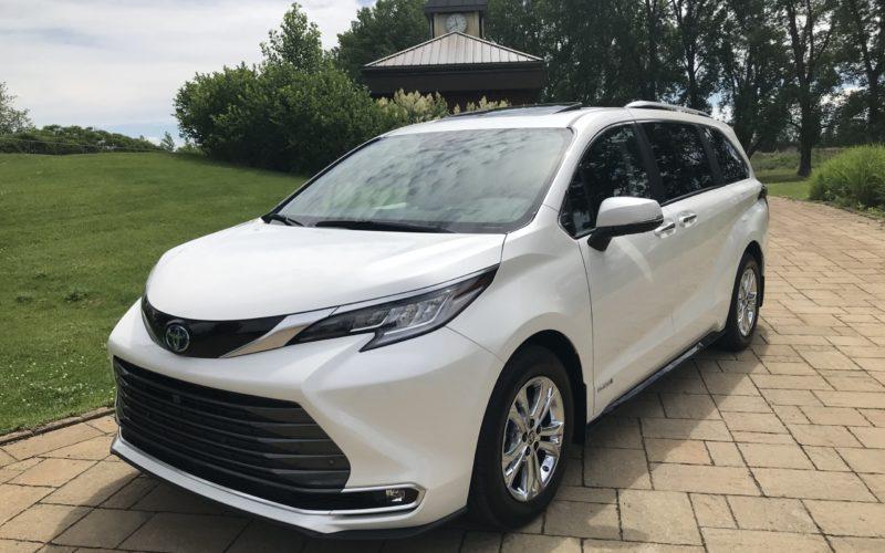 Toyota Sienna 2021:  Chasser l'image, hausser les avantages !