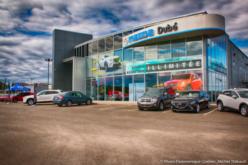 Place aux champions: Dubé Mazda, Prix Distinction