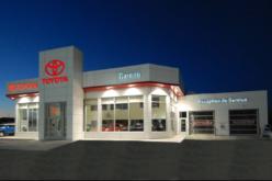 Place aux champions: Gareau Toyota, Prix Programme du Président