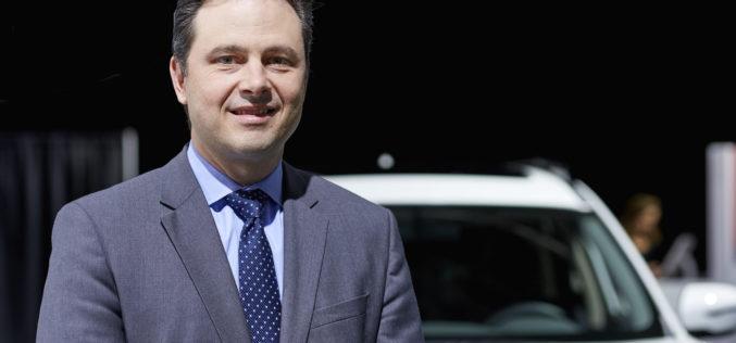 Steve Rhind, nouveau directeur général d'Infiniti Canada:  Du pain sur la planche