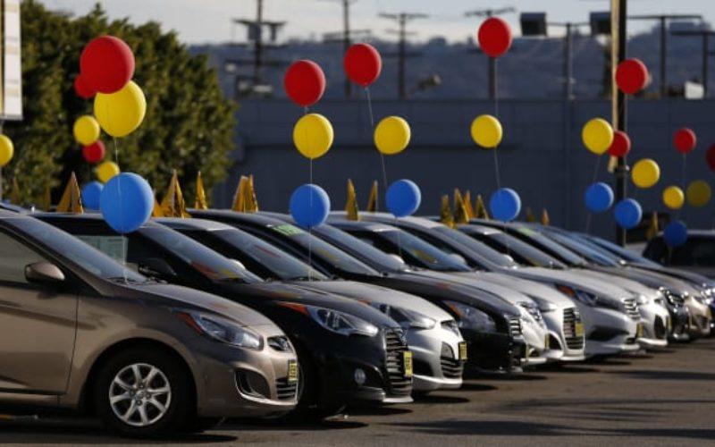 Ventes de véhicules neufs en juin 2020 au Canada: baisse de 16,2%