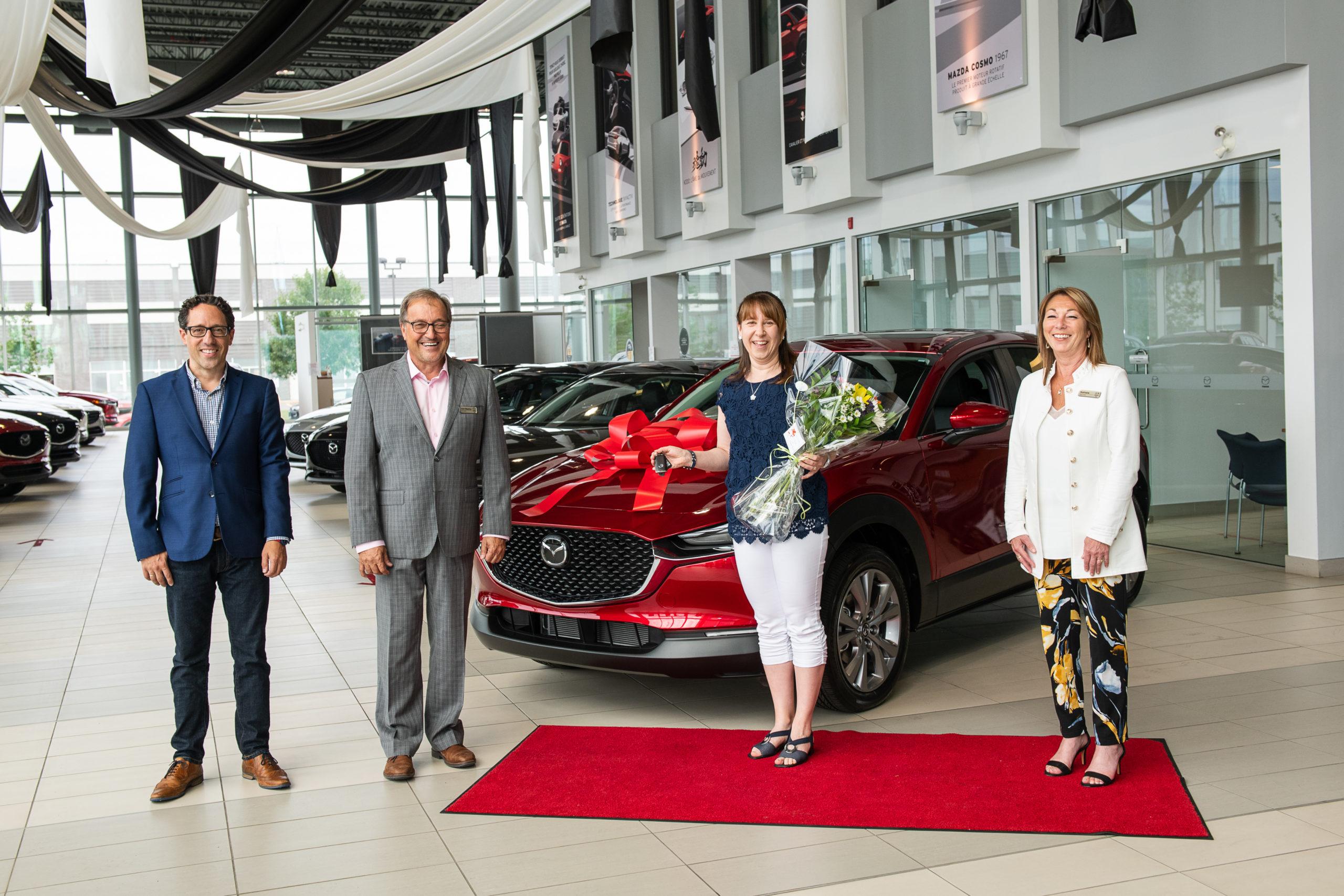 Salon International de l'auto de Québec (SIAQ)