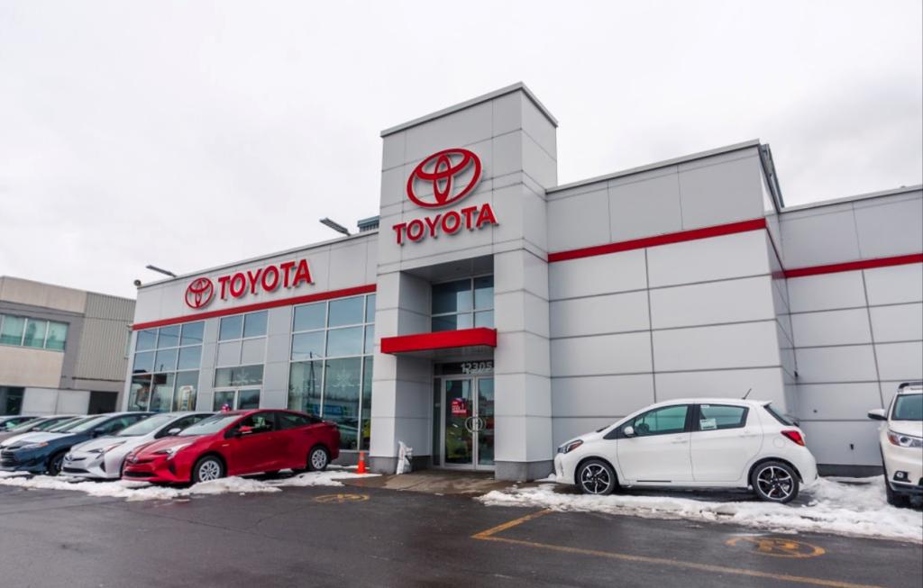 Houle Toyota (Toyota Montréal Est)