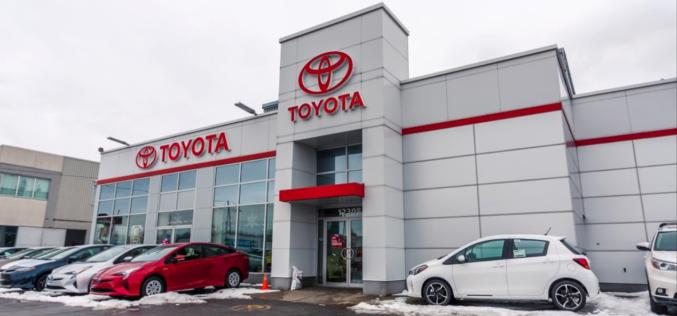 Place aux champions: Houle Toyota, Prix du Programme du Président