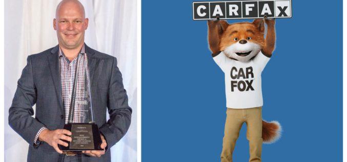 CARFAX Canada s'illustre comme société d'affaires