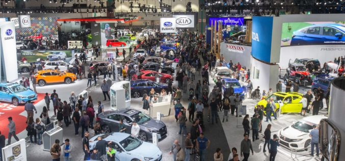 Salon de l'auto : Los Angeles déclare la guerre à Détroit et New York