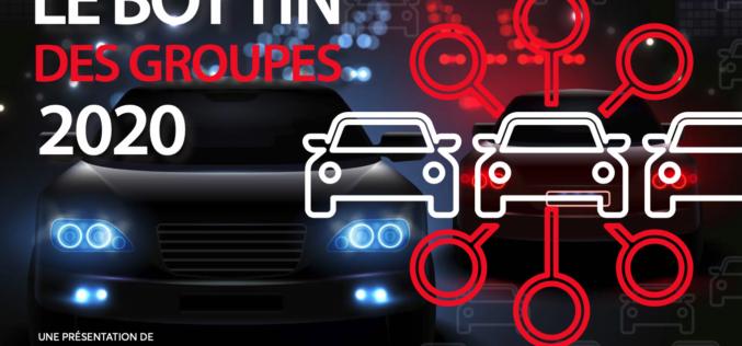BOTTIN DES GROUPES 2020: Voici la liste de tous les groupes de concessions automobiles du Québec