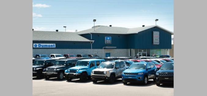 Baie-Comeau: la concession Dumont Chrysler ferme ses portes