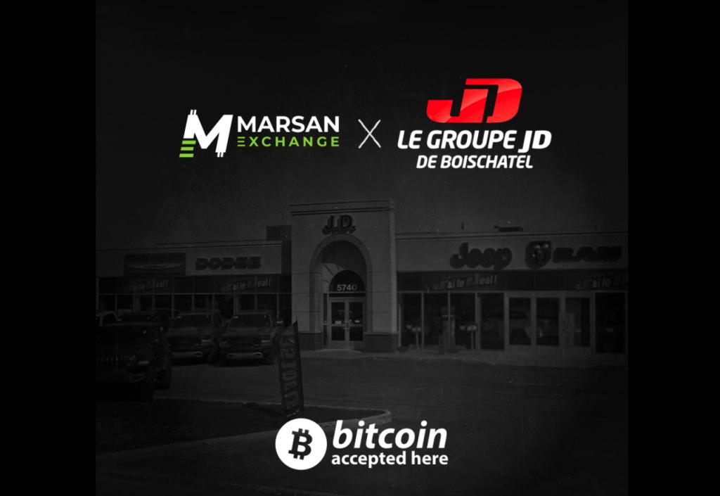 Groupe JD Cryptomonnaie
