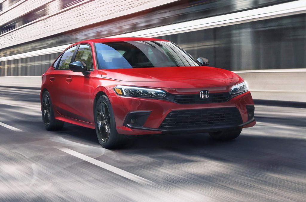 Honda Civic Berline 2022