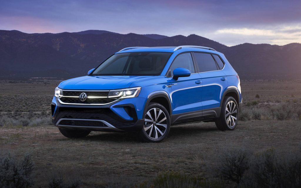 Volkwagen Taos 2022