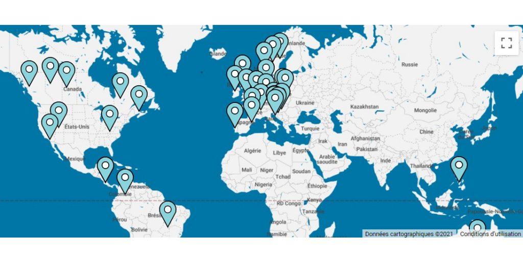 Membres du Global EV Alliance