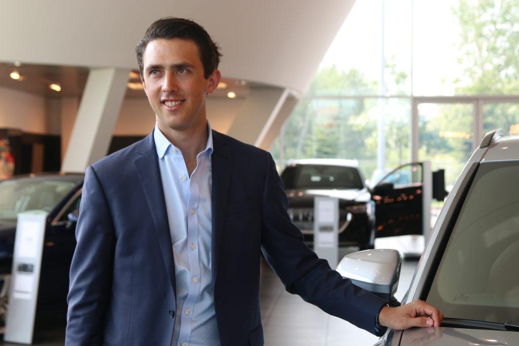 Norman John Hébert, vice-président et chef de l'exploitation du Groupe Park Avenue.