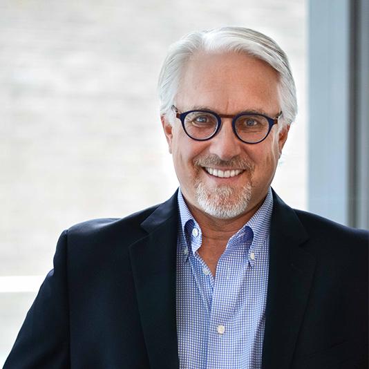 Jeff Schulz, vice-président directeur du marketing chez LGM Groupe Financier.