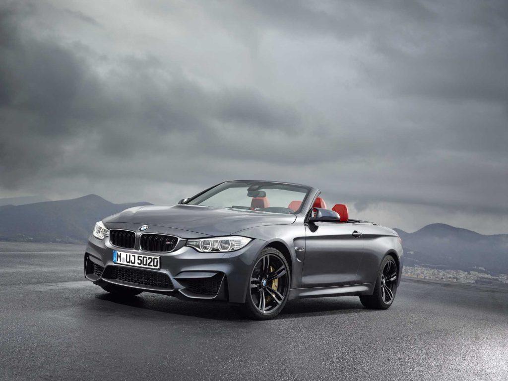 BMW Série 4 décapotable 2022