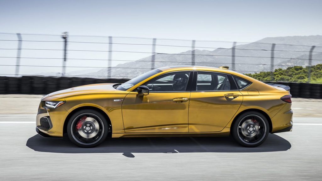 Acura TLX Type S 2022