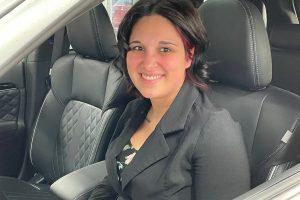 Cindy Raymond, Directrice du Service, Rimouski Mitsubishi