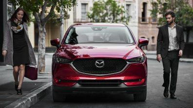 Mazda CX-5 (2163 ventes)