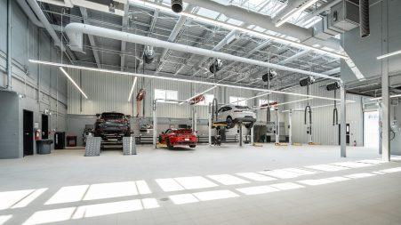 Porsche West Island Service par Pedlex