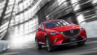 Mazda CX3 - AutoMédia