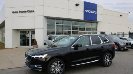 Groupe Taddeo s'offre Uptown Volvo West Island