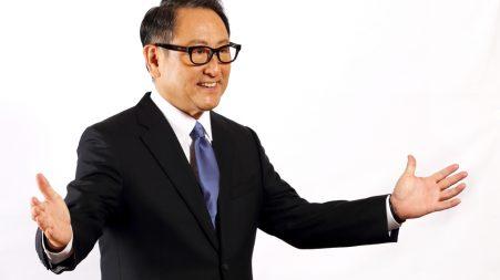Akio Toyoda 1